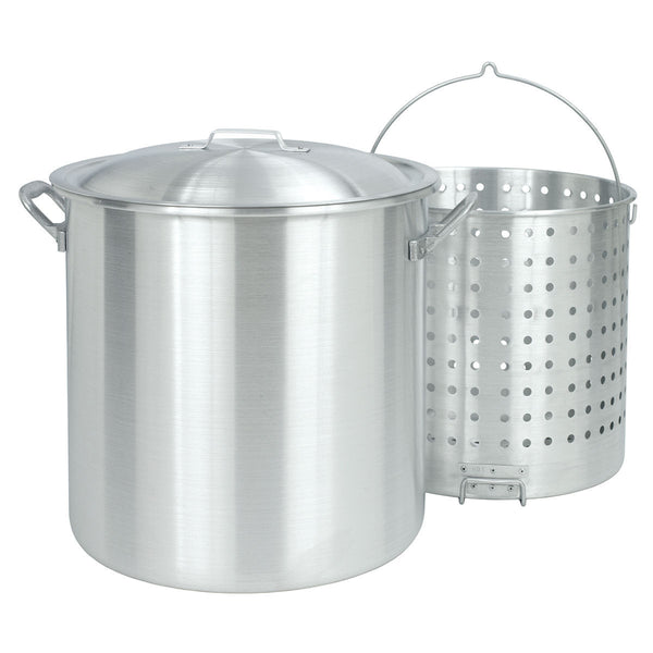 Bayou Classic 160 Quart Aluminum Stock Pot