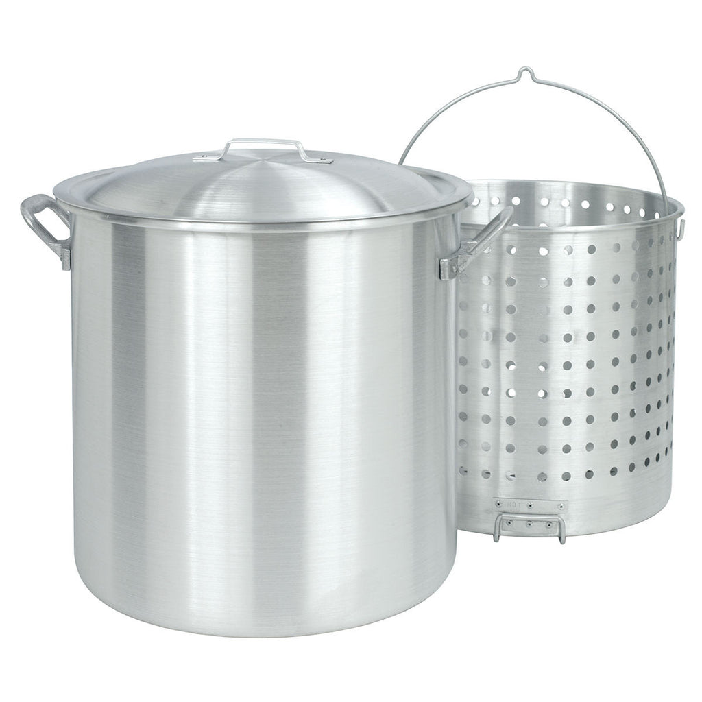 Bayou Classic 120 Quart Aluminum Stock Pot