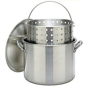 Bayou Classic 80 Quart Aluminum Stock Pot