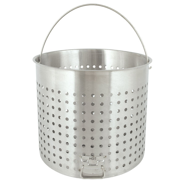 Bayou Classic 122 Stainless Steel Stock Pot Basket