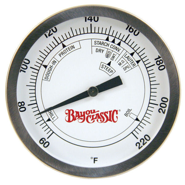 Bayou Classic Brewing Thermometer