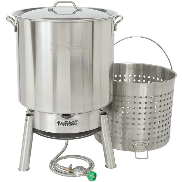 Bayou Classic Crawfish Boiling Kit