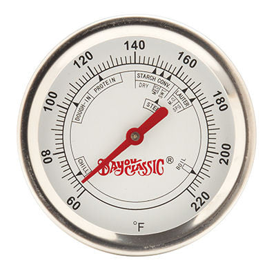 Bayou Classic Long Beer Brew Thermometer