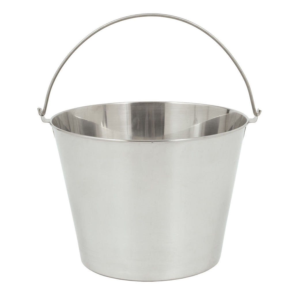 Bayou Classic Stainless Beer Bucket 6.5 Gallon