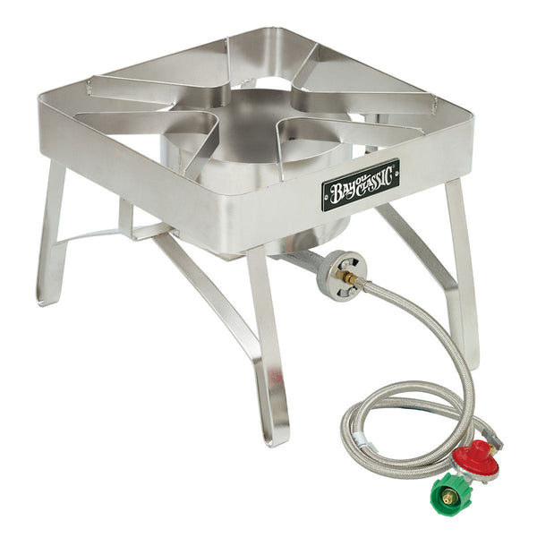 Bayou Classic Stainless Steel Brew Burner SS14