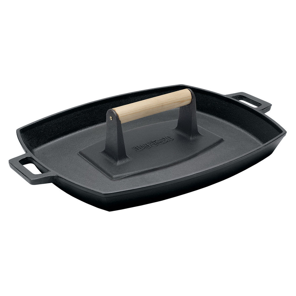 Bayou Classic Ultimate Cast Iron Bacon Cookin' Set