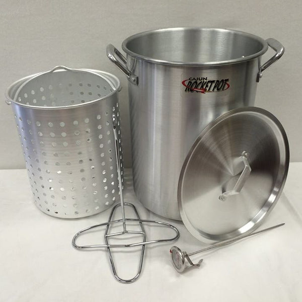 Cajun Rocket Turkey Fryer Pot