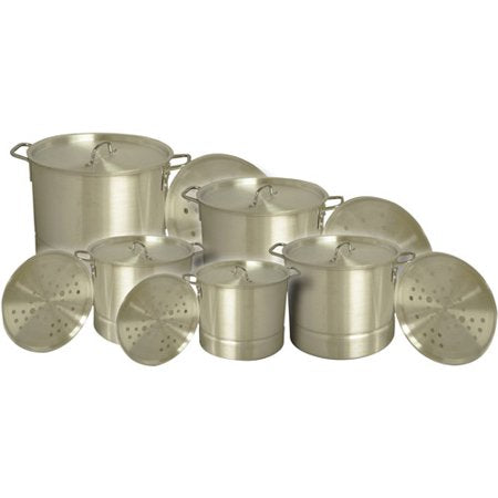 Aluminum Professional Stock Pot Set
