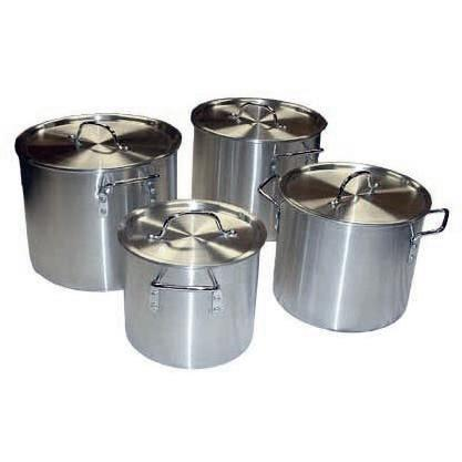 Professional Aluminum Stock Pot Set