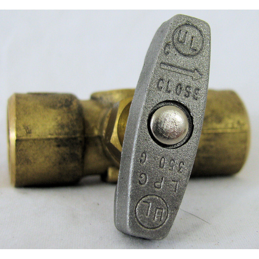 FNPT / FNPT Needle Valve Brass Fitting
