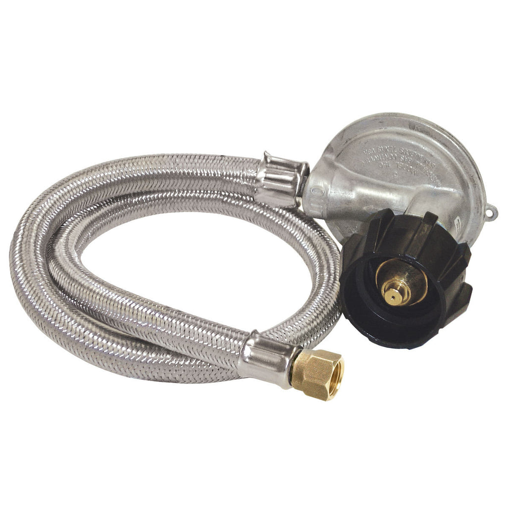 Bayou Classic 1 PSI Propane Regulator Kit - Grill Regulator