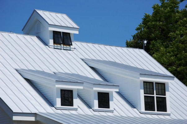 Painted Metal Roofs vs Unpainted