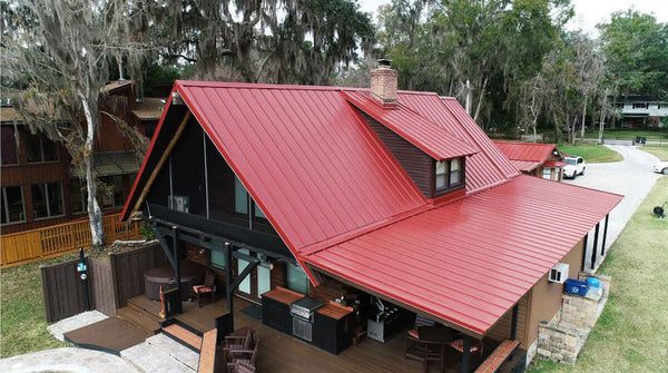 "What does a ""Cool Metal Roof"" Mean?"