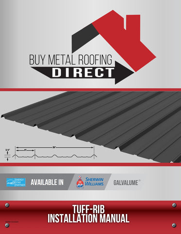 Buy Metal Roofing Direct Install Guide