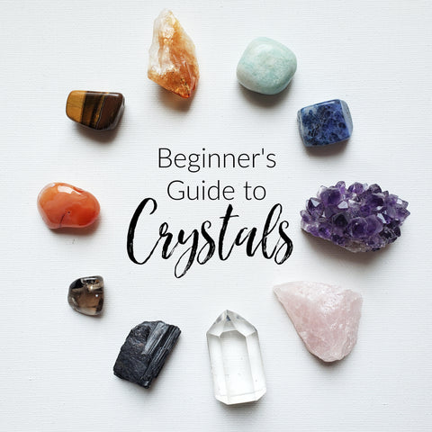 Beginners guide to crystals 10 stones and crystals