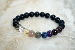 Guidance EMF Protection Bracelet Shungite