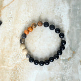 Courage EMF Protection Bracelet Shungite