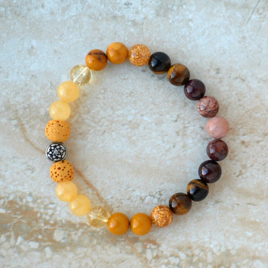 Shine Essential Oil Diffuser Bracelet Confidence