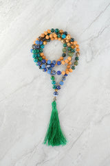 Living Earth Element Essential Oil Diffuser Mala