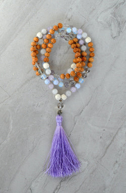 Deep Breath Air Element Diffuser Mala
