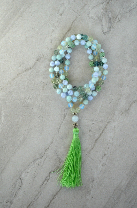 Ease Essential Oil Diffuser Mala