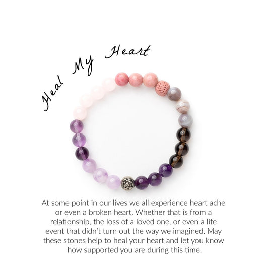 Heal My Heart Bracelet