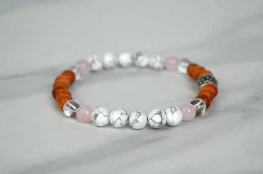 Love, Light + Clarity Bracelet