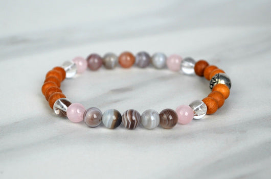 Love, Light + Evolution Bracelet