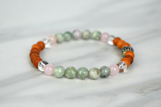 Love, Light + Luck Bracelet