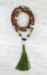 Prosperity Intention Mala