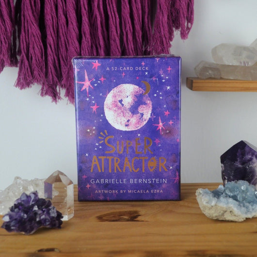 super attractor card deck