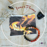 Inner Flame Bracelet - Fire Element