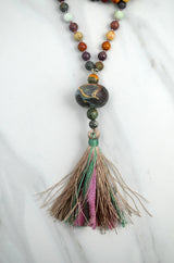 Laugh at the Sky Meditation Mala