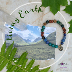 Living Earth Bracelet