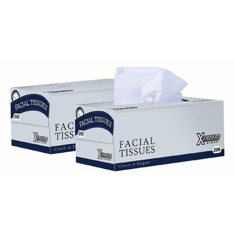 Tissues 2-Ply