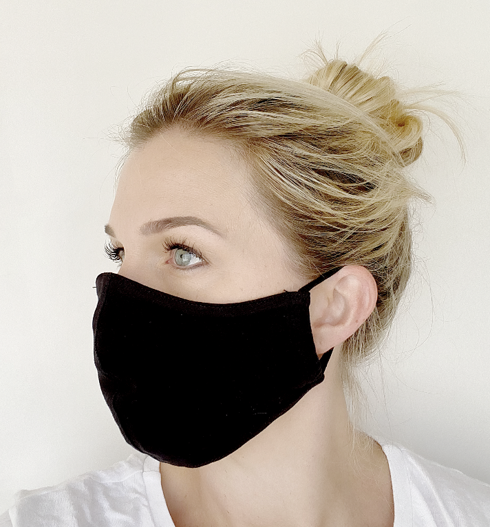 Icon Lift Kits >> Face Mask (Reusable Cotton Lycra) — Cascade Beauty