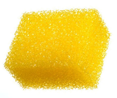 Exfoliating Body Sponge - Yellow