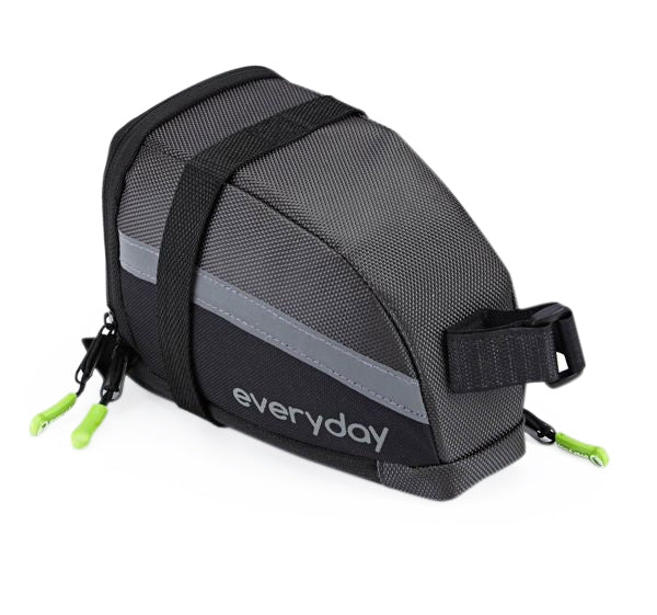 Everyday Expandable Bicycle Seat Bike Bag