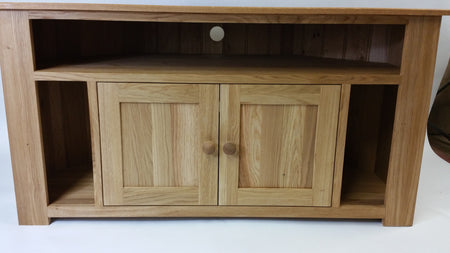 Oak 800x1200 Bookcase or CD/DVD Media storage, ideal for the study, living room or lounge