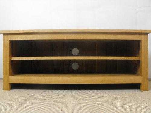 Low height 1000mm Solid Pine TV Unit, Cabinet , Stand or Hifi unit