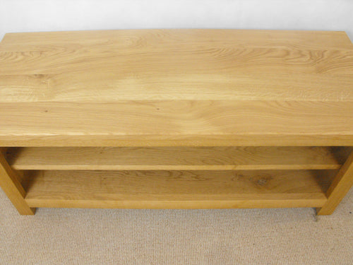 Low height 800mm Solid Pine TV Unit, Cabinet , Stand or Hifi unit
