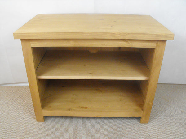 900mm Solid Oak TV Unit, Cabinet , Stand or Hifi unit