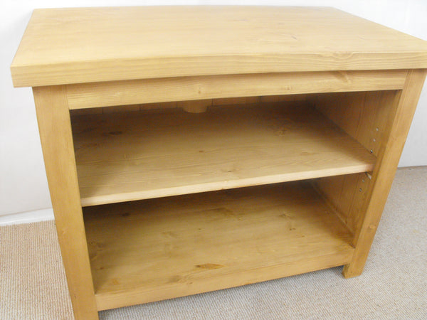 1000mm Solid Pine TV Unit, Cabinet , Stand or Hifi unit