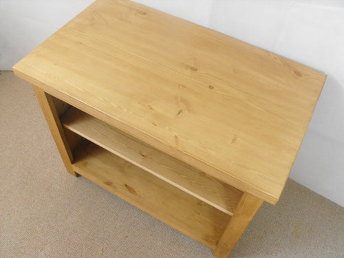 600mm Solid Oak TV Unit, Cabinet , Stand or Hifi unit