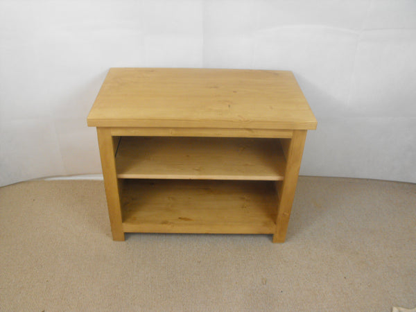 Large 1300mm Solid Oak TV Unit, Cabinet , Stand or Hifi unit