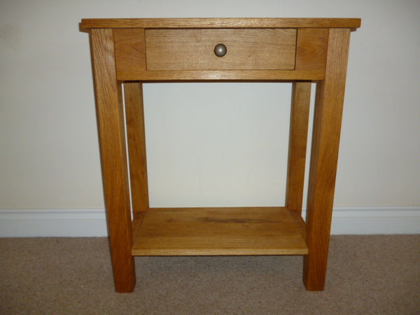 Console Tables With 1 Or 2 Drawers Ideal For The Living Room