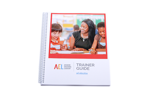 Advancing Educational Leadership (AEL) Trainer Guide (Spiral-Bound)