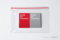 Cards For Coaching (Set of Cards)