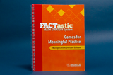 FACTastic Math Strategy System Games for Meaningful Practice: Multiplication/Division (Spiral-Bound)