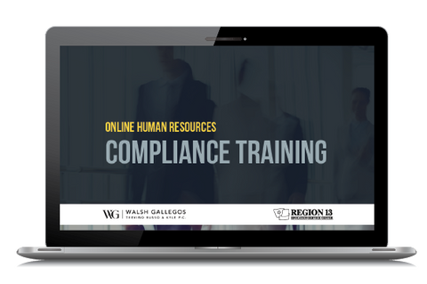Online Human Resources Compliance Training (Online Course)